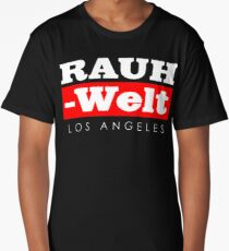 RAUH WELT BEGRIFF : LOS ANGELES Long T-Shirt