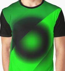 Green Circle Graphic T-Shirt