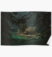 Natural Frames - Landscape Photography Poster
