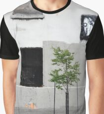 on the contemplation of tree (singular) Graphic T-Shirt