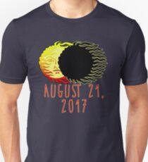 Eclipse August 2017 Solar Eclipse Unisex T-Shirt