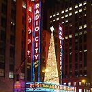 Radio City Christmas I by David Thompson