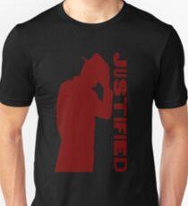 JUSTIFIED 3 T-Shirt