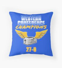 Dubs Toaster Throw Pillow