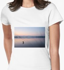 Loneliness Women's Fitted T-Shirt