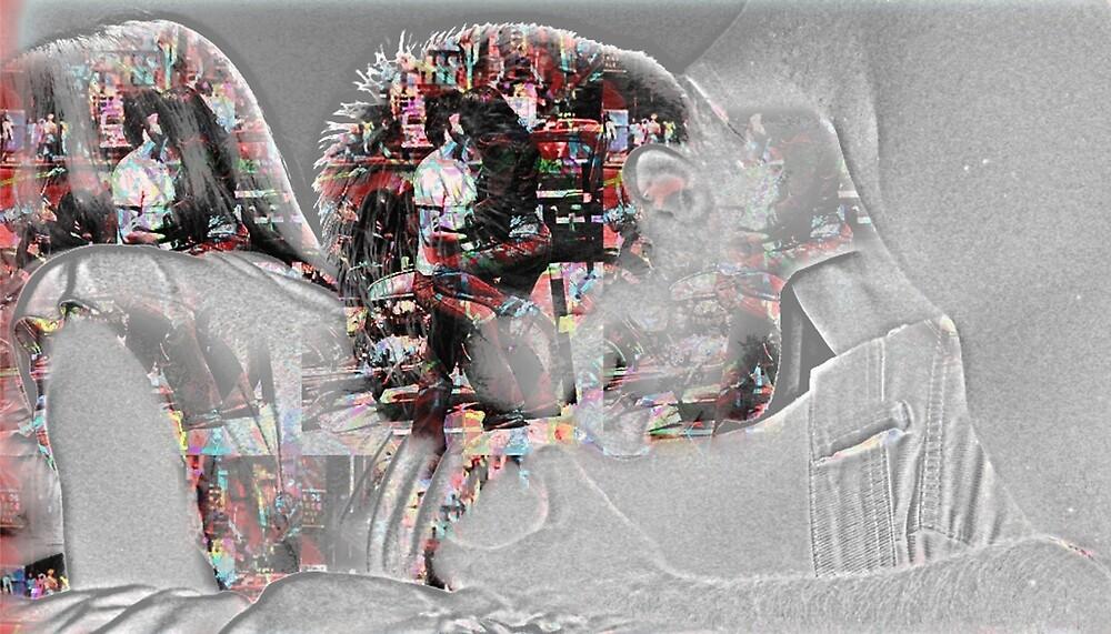 Kaleidoscope Kiss by Joshua Bell
