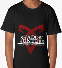 Shadow Hunters Logo Long T-Shirt