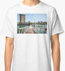 Darwin Waterfront Wharf, Australia Classic T-Shirt