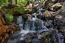 Shiprock Falls by Jim Worrall