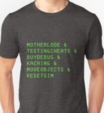 Cheat Codes T-Shirt