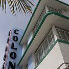 Colony Hotel II by David Thompson