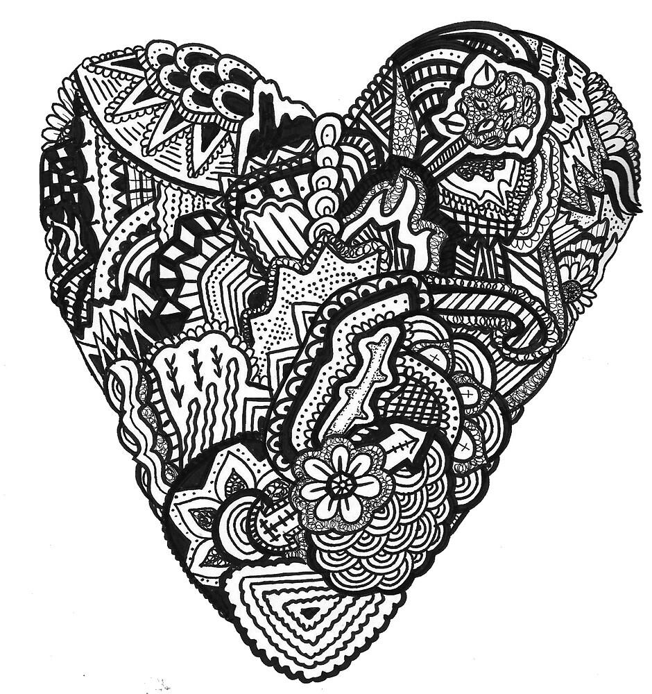 Tribal Heart by simplysethh