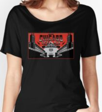 chicago open air fes  Women's Relaxed Fit T-Shirt