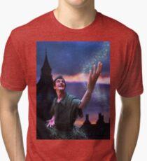 CHASING TINKER BELL Tri-blend T-Shirt