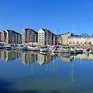 Portishead Marina, Somerset by trish725