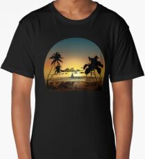Sunset Long T-Shirt