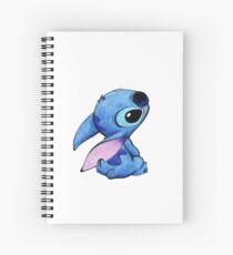 Lilo And Stitch Spiral Notebook