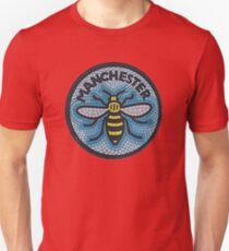 manchester bee logo Unisex T-Shirt