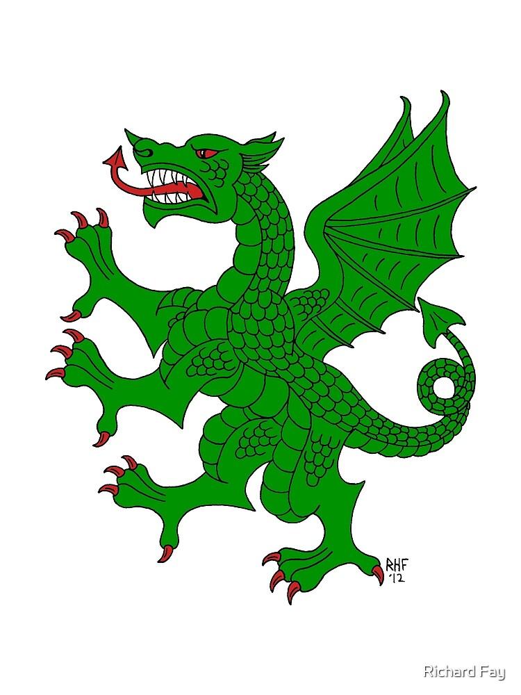 Green Dragon by Richard Fay