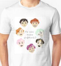 Do You Know Annyeonghaseyo? T-Shirt