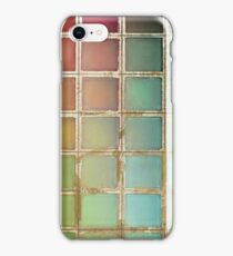 Color Chart Green iPhone Case/Skin