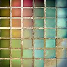 Color Chart Green by mindydidit