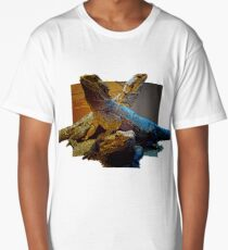 Lizard Lover, reptile art Long T-Shirt