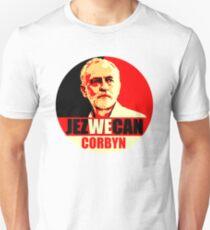 Jez We Can Corbyn T-Shirt