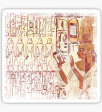 Ancient Egypt smart phones Sticker