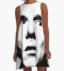 Andy Warhol A-Linien Kleid