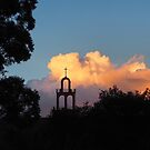 friary at day's end by jayview