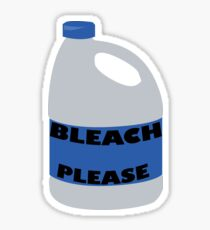 Bleach Please Sticker