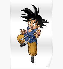 Dragon Ball z - Goku  Poster