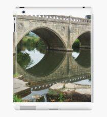 The Old Toll Bridge. iPad Case/Skin