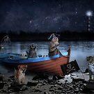 Shipwrecked by Kurt  Tutschek