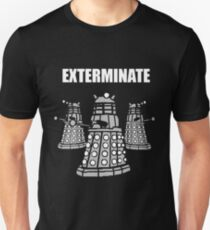 Doctor Who Dalek The Exterminate T-Shirt