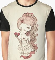 Corset Graphic T-Shirt