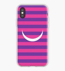 Minimalist Alice in Wonderland Cheshire cat iPhone and iTouch case iPhone Case