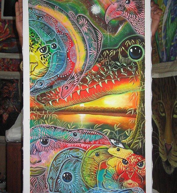 Spirit animals by AshTree