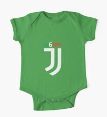 juve champione d italia One Piece - Short Sleeve