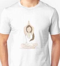 Meditando con mi gato T-Shirt