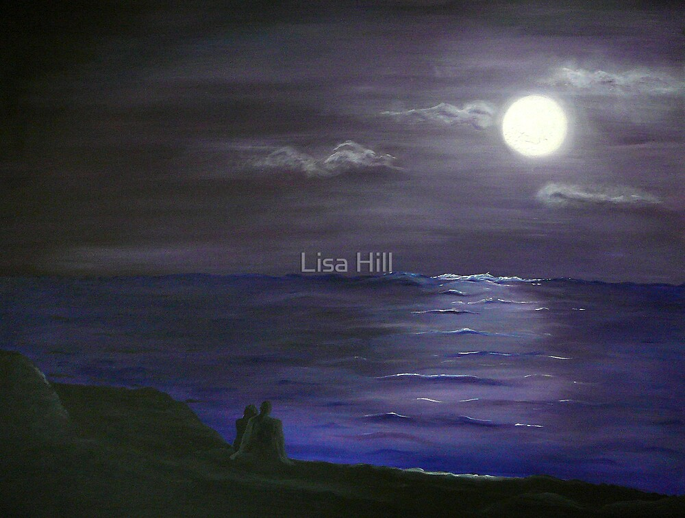 Moonshine by Lisa Hill