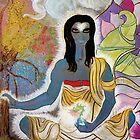 Chalk Meditation #8 (February 2006) by Shining Light Creations