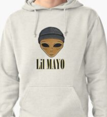 lil mayo Pullover Hoodie