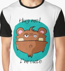 Hug Bear Camiseta gráfica