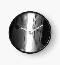 LANEWAY Clock