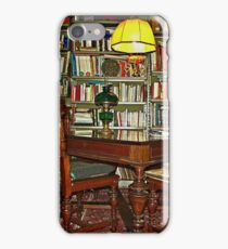 My lair full of books iPhone Case/Skin