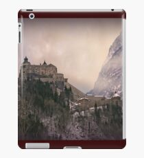 Hohenwerfen Burg, Austria iPad Case/Skin