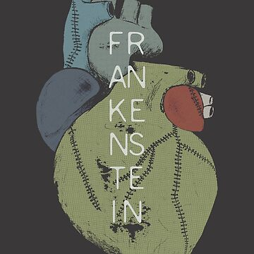 BOOKS COLLECTION: Frankenstein by Timone