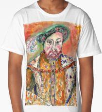 Henry VIII   Long T-Shirt